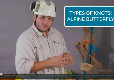 How-To: Tying an Alpine Butterfly knot