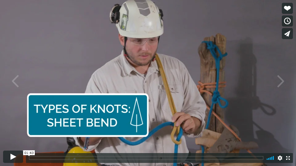 How-To: Types of Sheet Bend Knots