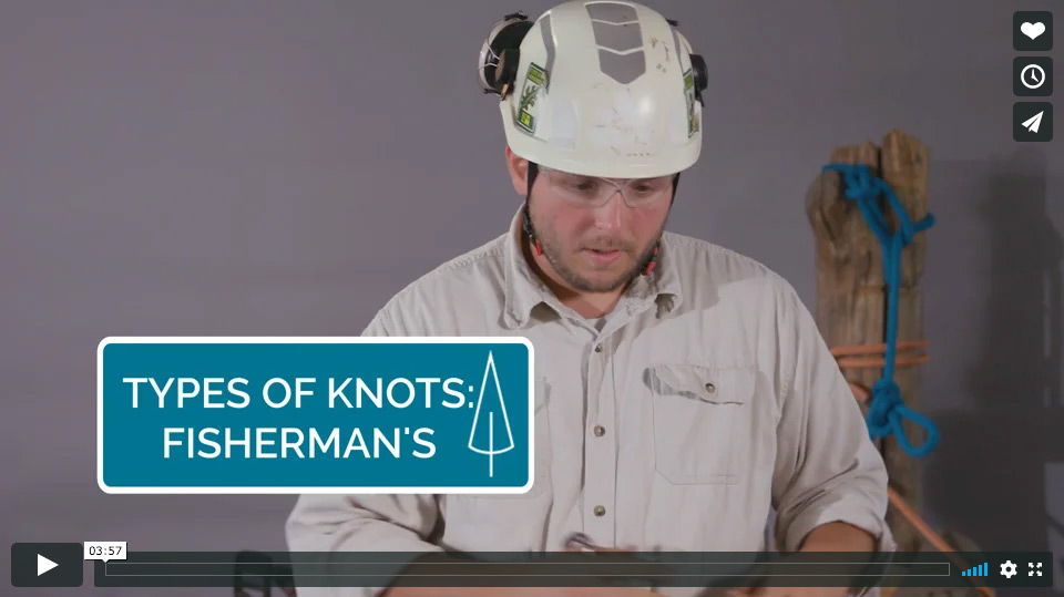 How-To: Fisherman's Knot and Loop