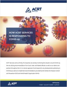 ACRT COVID Response Doc